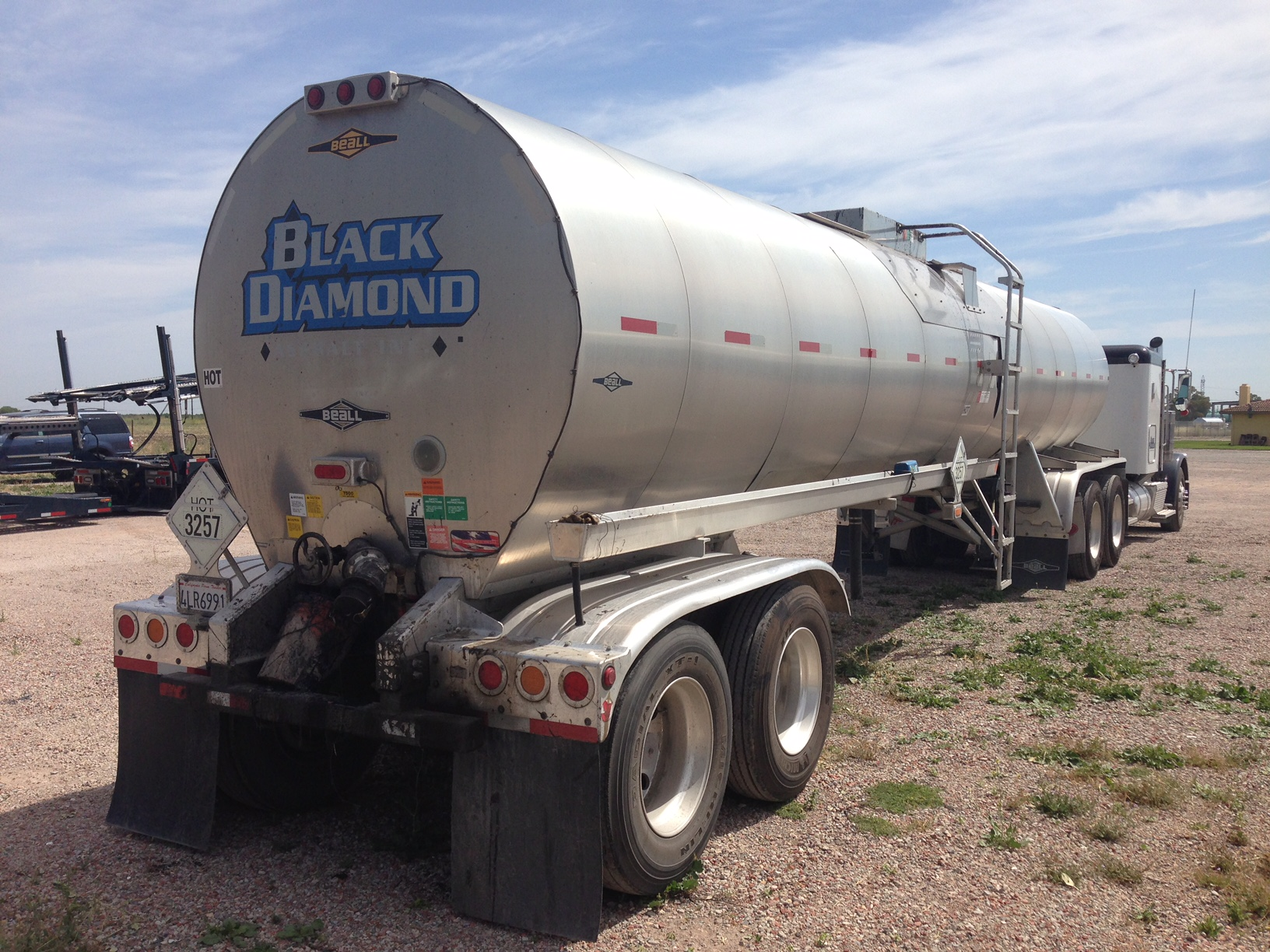 Black Diamond Truck
